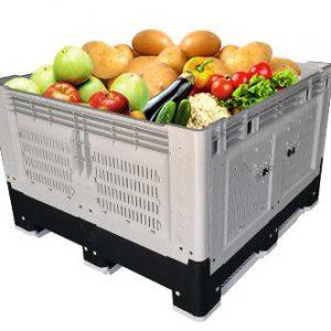 fruit pallet box